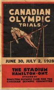 1932 Olympic Trials Handbook